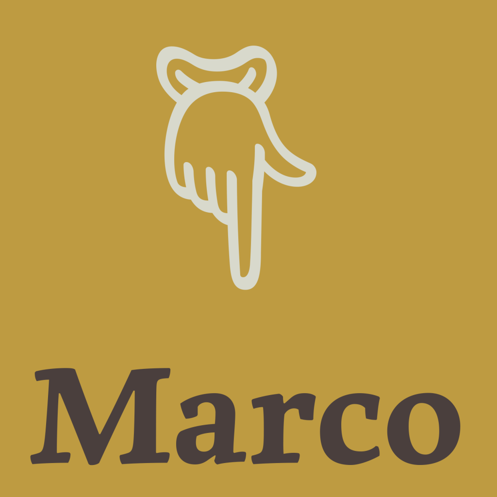 New font – Marco by TypeTogether