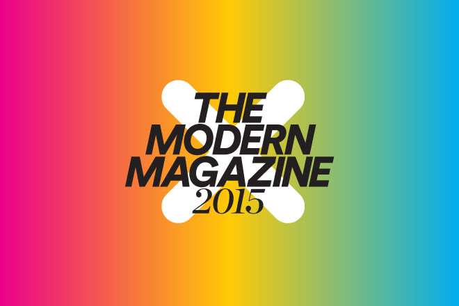 The Modern Magazine 2015 conference