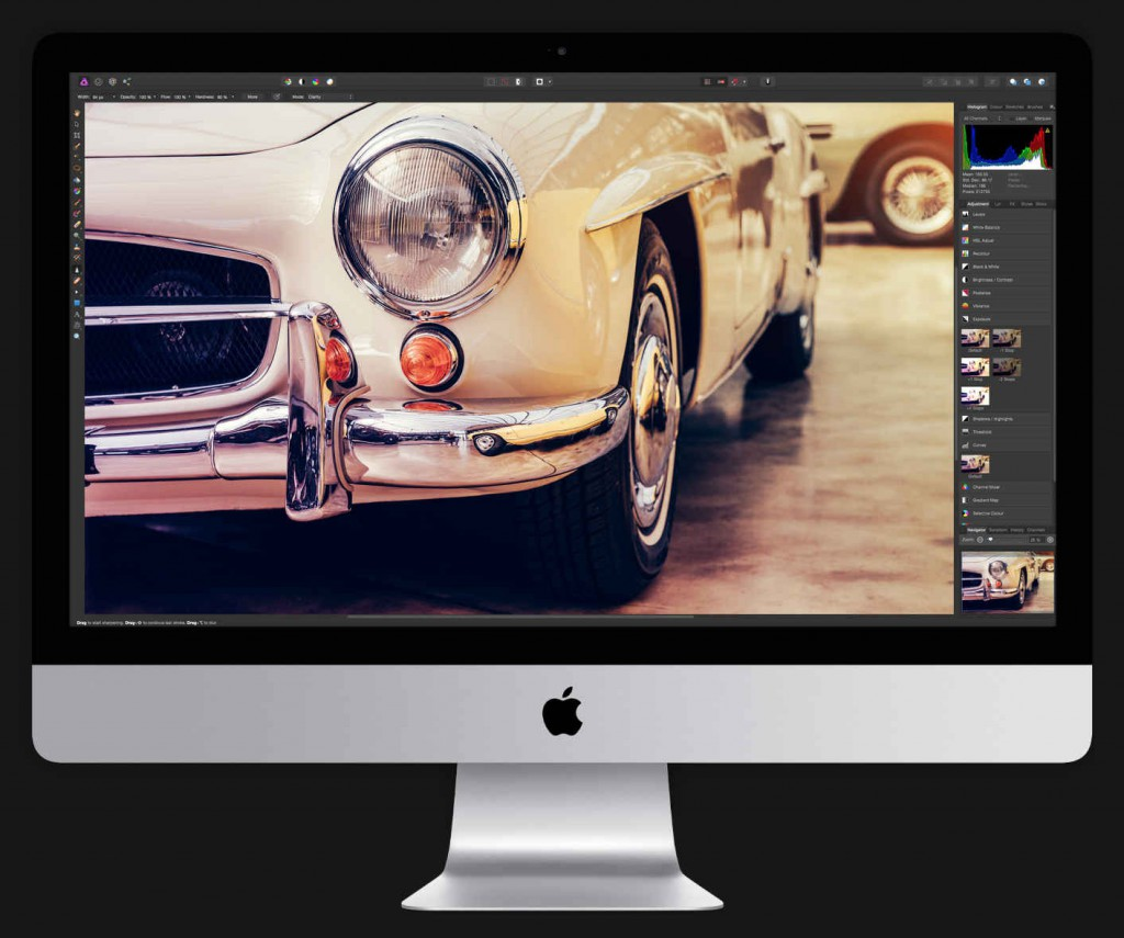 Affinity Photo released