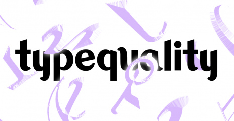 Typequality – typefaces designed by women