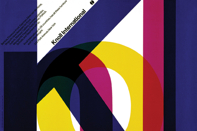 Milton Glaser on Massimo Vignelli