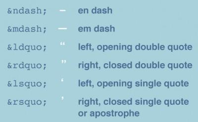 7 Common Web Typography Mistakes