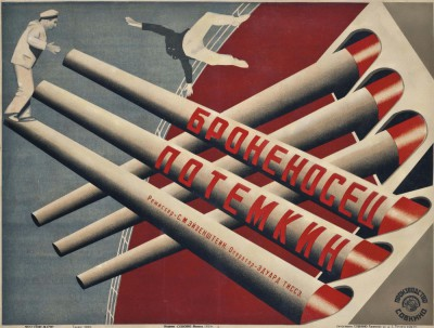 The Stenberg brothers and the art of Soviet movie posters