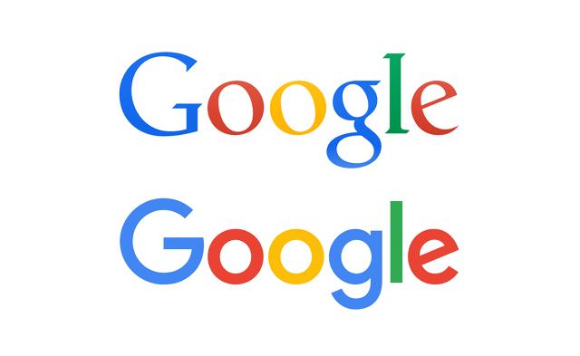 Google has a new logotype