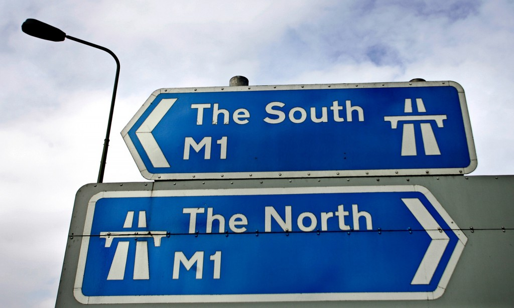 Way to go: The woman who invented Britain's road signs