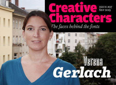 Creative Characters Interview with Verena Gerlach