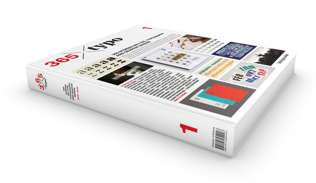 Only 7 days left: 365typo book for €36.50