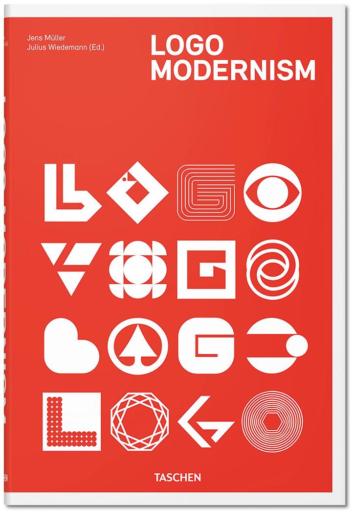 Logo Modernism book by Taschen