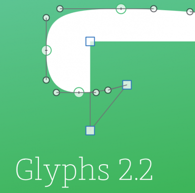 Out now: Glyphs 2.2 Handbook