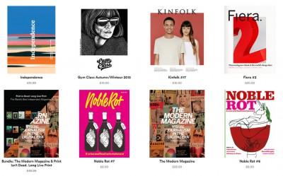 magCulture launched an online shop