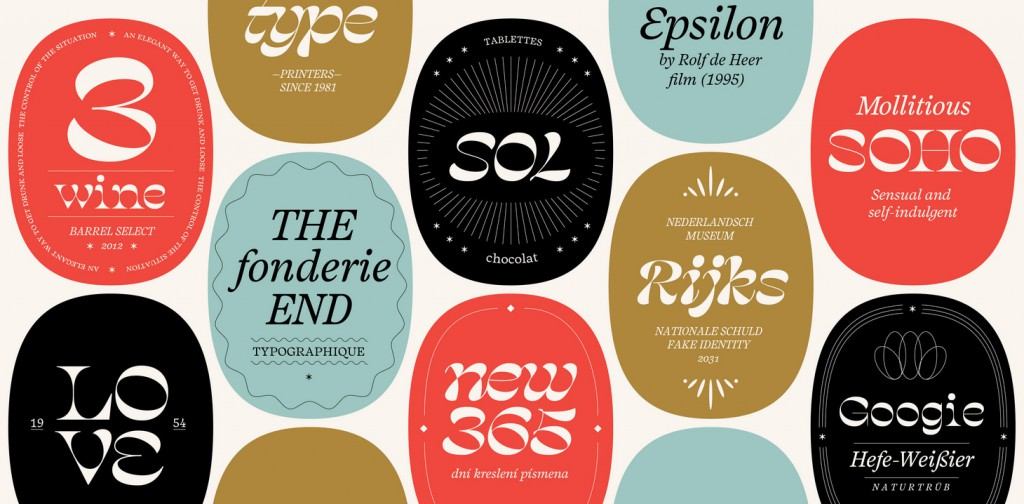 Type and Media 2014–2015
