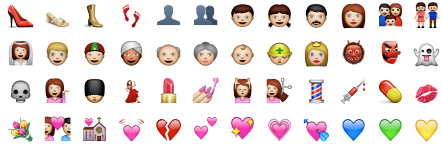 Now you can adopt one of 120,000 Unicode characters