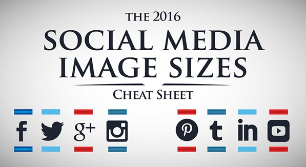 The 2016 Social Media Image Size Cheat Sheet