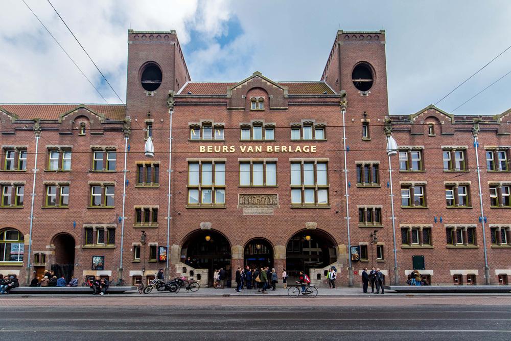 2016 Brand Nieuwe Conference, Amsterdam