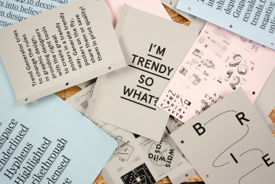 The trick to predicting 2016's graphic design trends