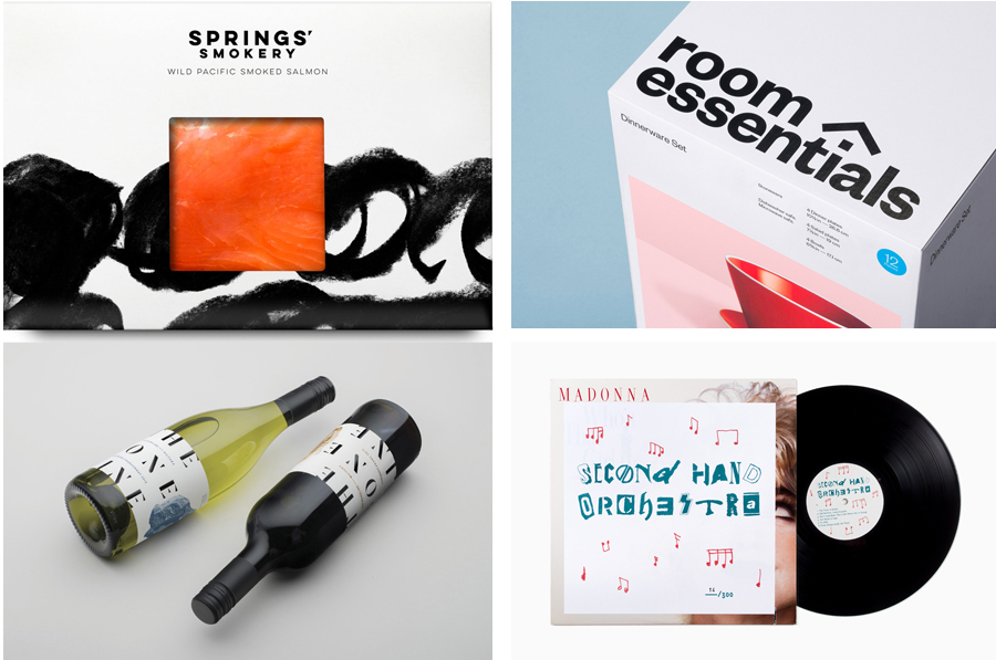 The Best Packaging Design Projects of 2015