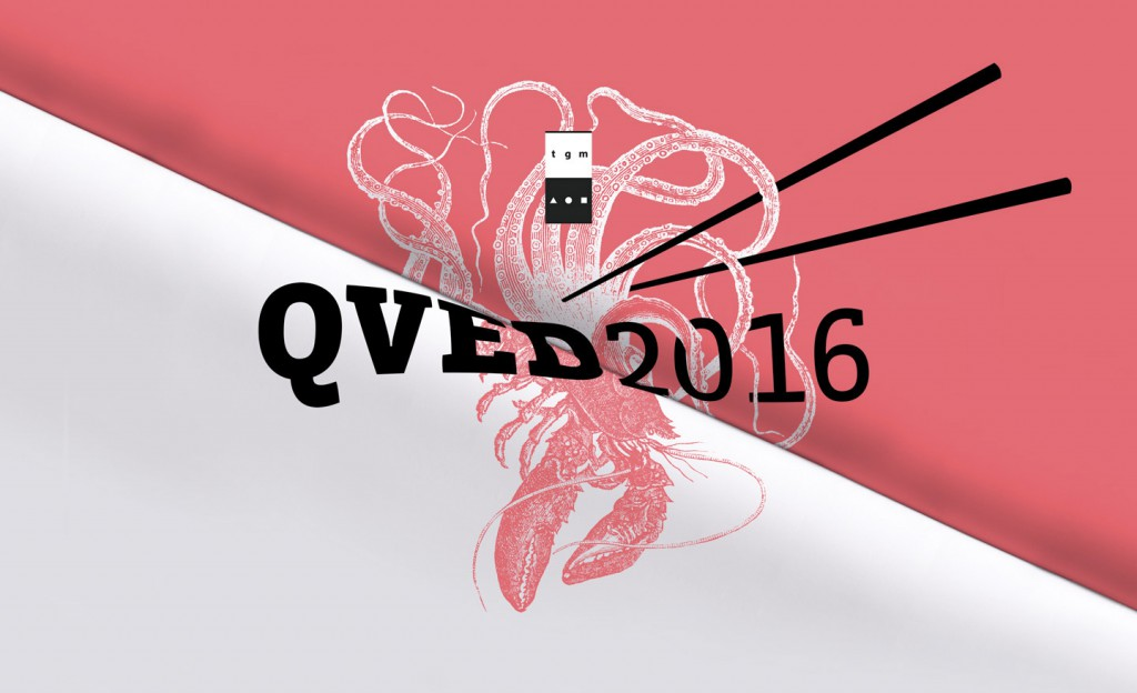 QVED 2016 – Editorial Design Conference, Munich