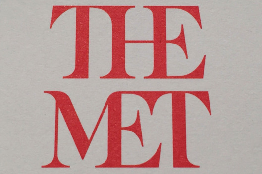The Metropolitan Museum of Art's New Logo reviewed