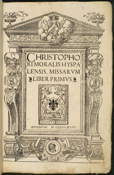 The First Title-Pages