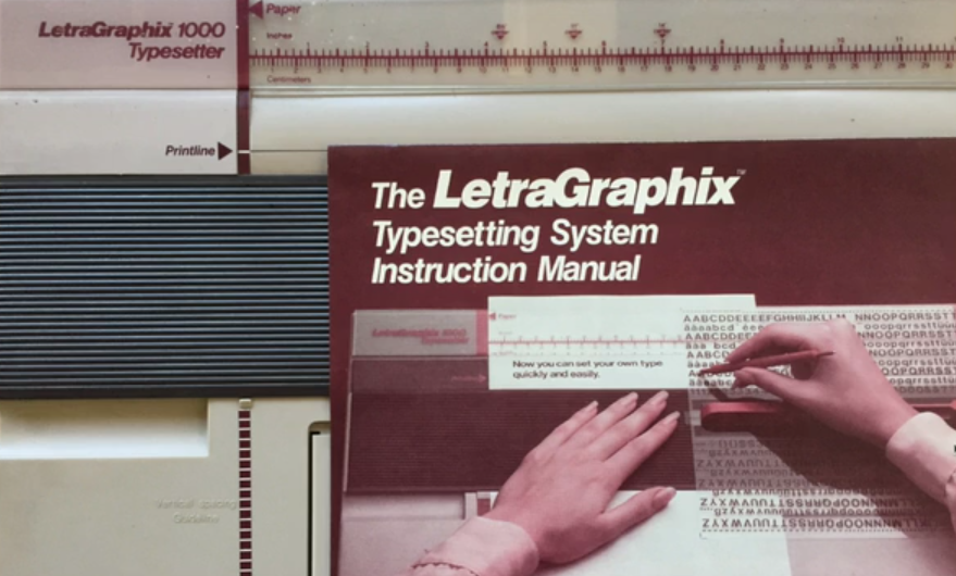Learning from Letraset with Dan Rhatigan