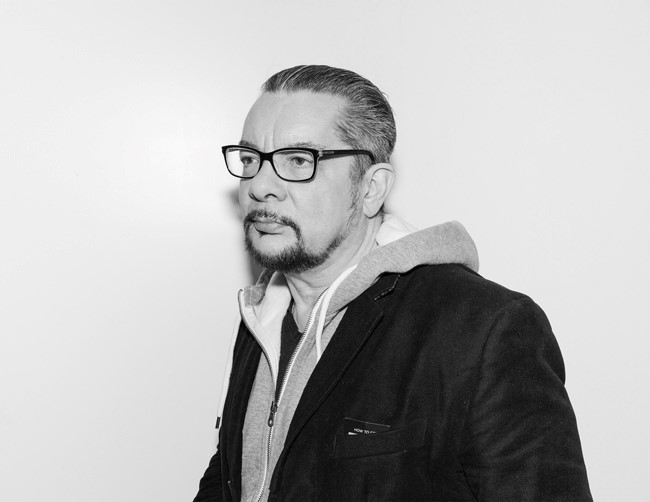 An interview with Neville Brody by Design Week