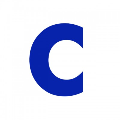 The letter 'c' from Futura analyzed