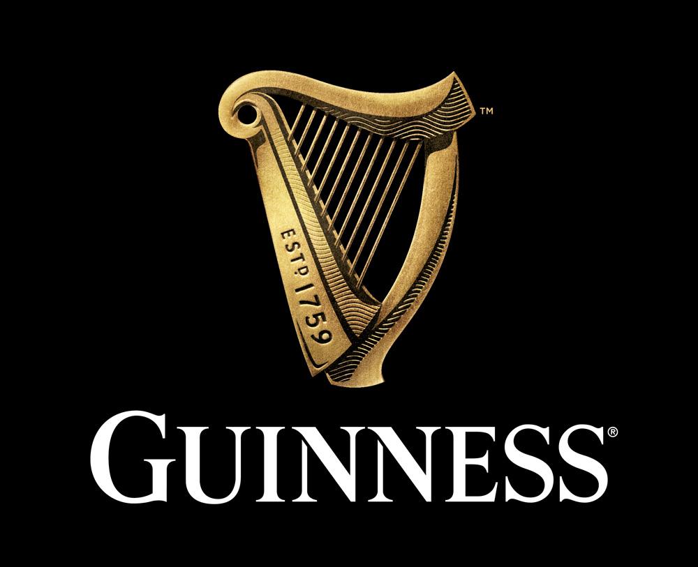 New logo for Guinness by Design Bridge reviewed