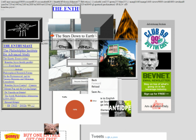 Ugly websites – the hottest trend in web design?