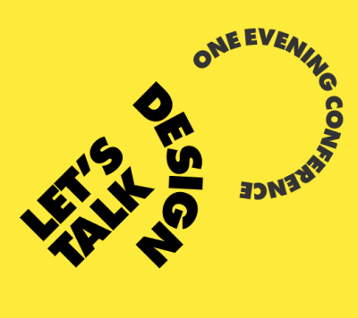 Let's Talk Design conference in Antwerpen