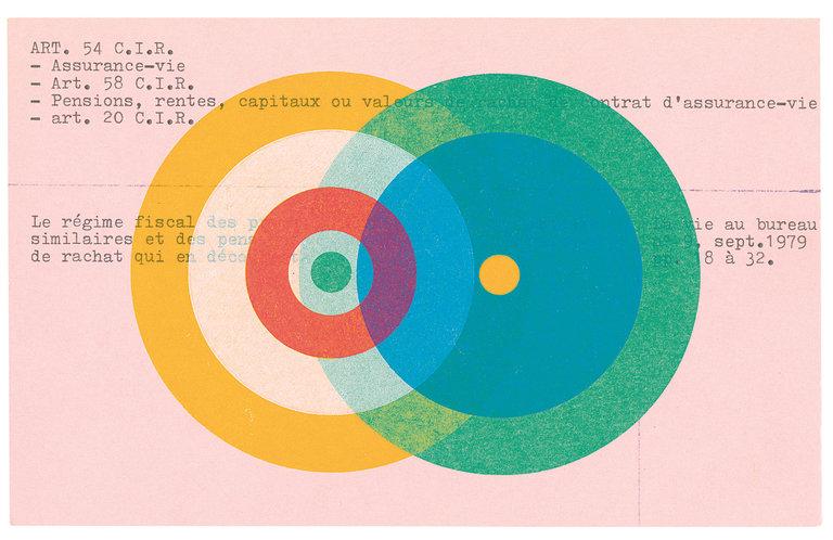 Dutch graphic designer Karel Martens on his process