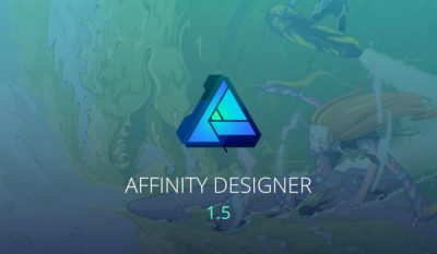 It's here! Download Affinity Designer version 1.5 today
