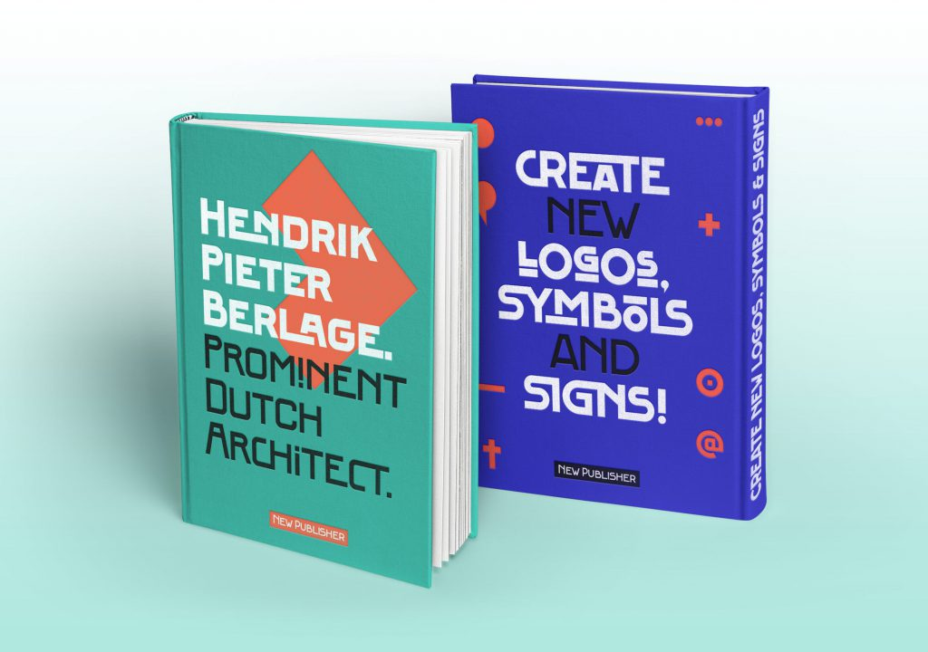 The FF Berlage – new fonts by Donald Beekman