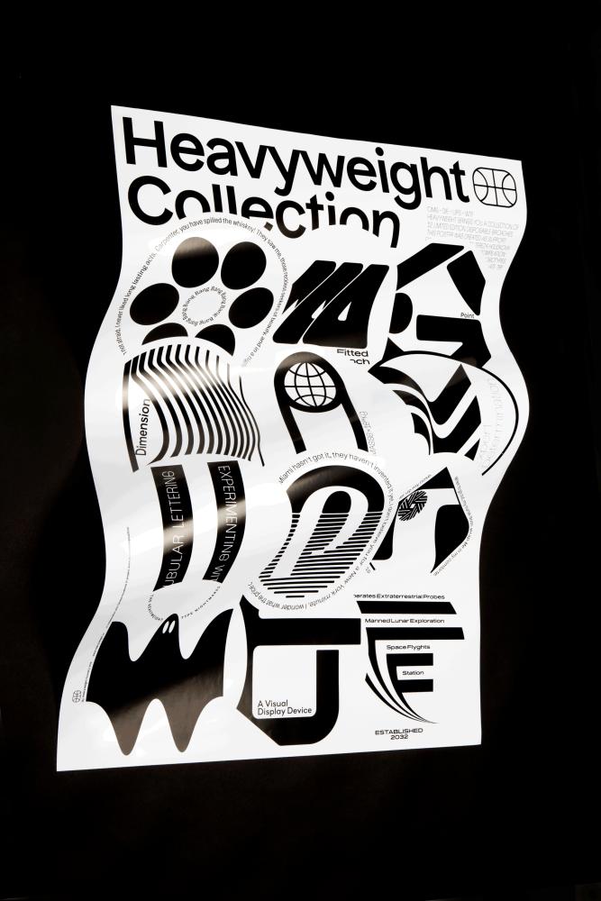 Ligature.ch interviews Heavyweight type foundry