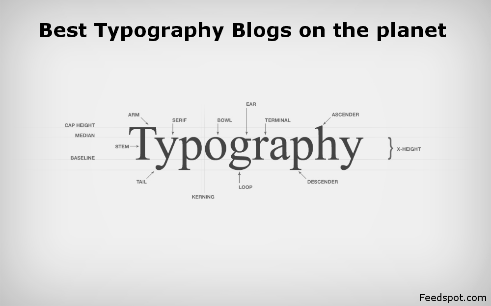 Top 25 typography blogs