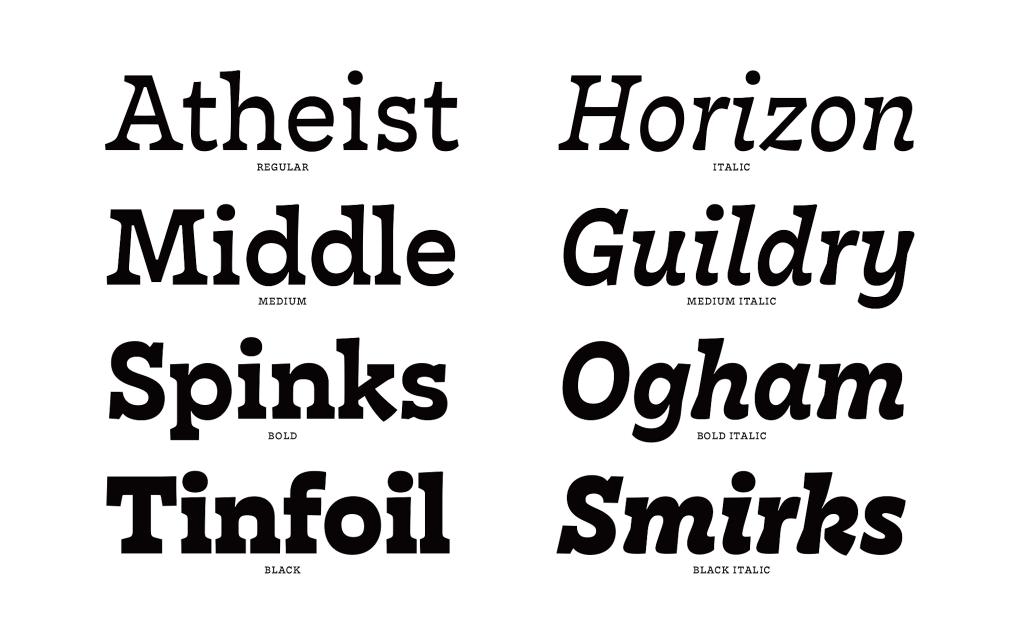 An interview with typeface designer Nina Stössinger