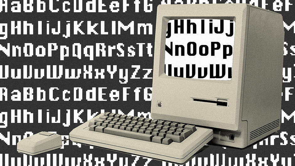 How Apple helped democratize typography in the 1990s