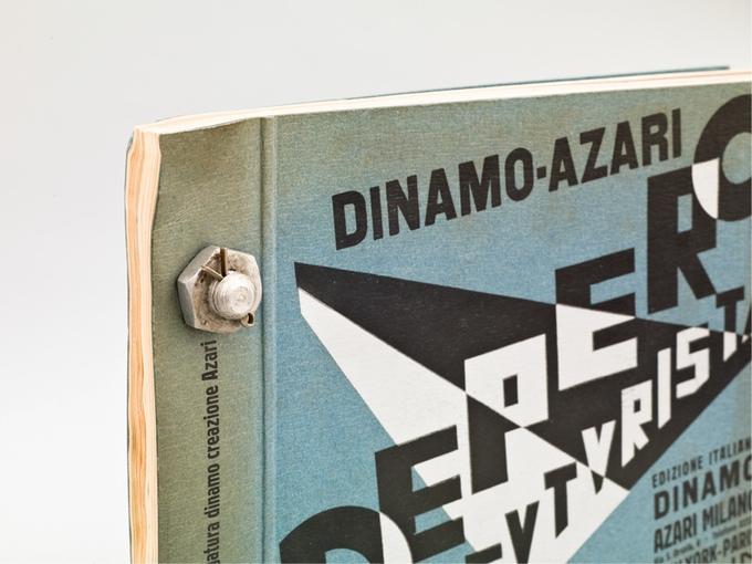 Support an exact copy of Depero Futurista at Kickstarter