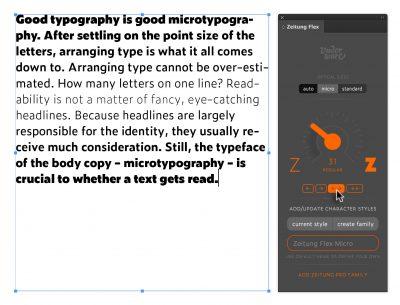 Underware released a new font – Zeitung