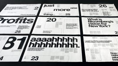 Typography – Getting more from the grid
