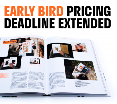 Early Bird Pricing Deadline Extended