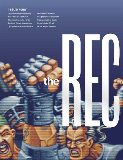New release – The Recorder magazine, issue 4