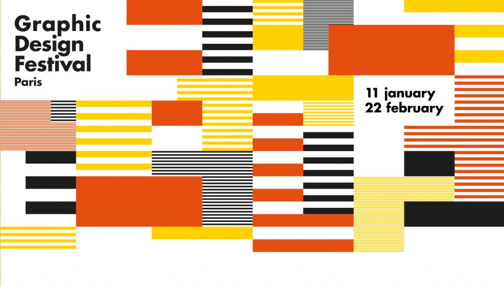 The Graphic Design Festival Paris, February 2017