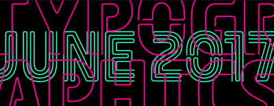 Typographics festival's schedule is online now