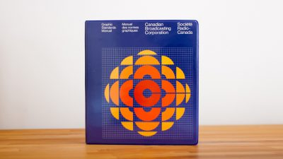 1974 CBC Graphic Standards Manual Revival at Kickstarter