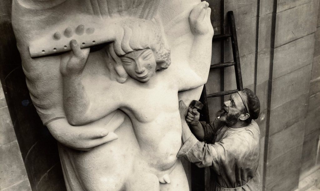 Eric Gill – can we separate the artist from the abuser?